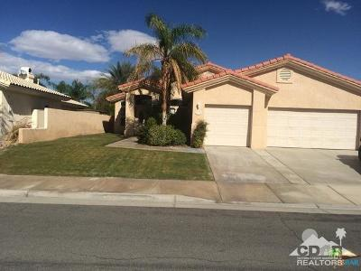 Palm Desert Single Family Home Contingent: 74128 College View Circle East