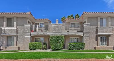 Palm Springs Condo/Townhouse Contingent: 2701 E Mesquite Avenue #X117