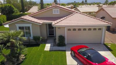Indio Single Family Home For Sale: 82397 Cochran Drive