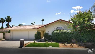 Rancho Mirage Single Family Home For Sale: 13 Mount Holyoke