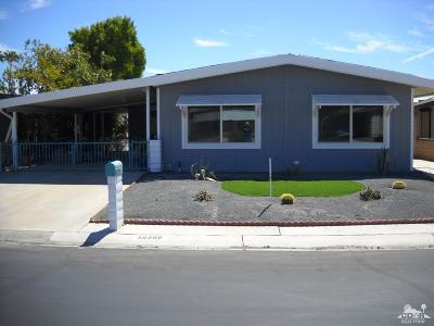 Palm Desert Greens Mobile Home For Sale: 38200 Desert Greens Dr., W West Drive
