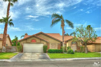 La Quinta Single Family Home For Sale: 78615 Sanita Drive