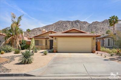 La Quinta Single Family Home For Sale: 53810 Avenida Mendoza