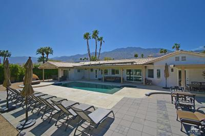 Palm Springs Single Family Home For Sale: 920 N Cerritos Drive