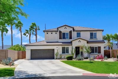 Indio Single Family Home For Sale: 82535 Pisa Court