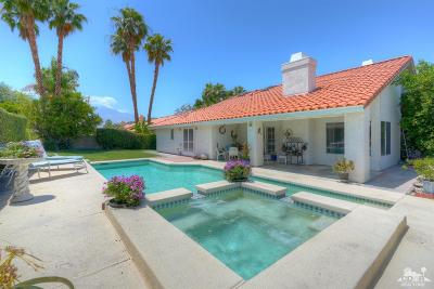 Rancho Mirage Single Family Home For Sale: 11 Gleneagle Drive