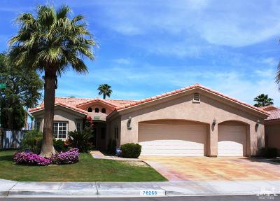 Bermuda Dunes Single Family Home For Sale: 78268 Desert Mountain Circle