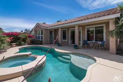 La Quinta Single Family Home Contingent: 81136 Red Rock Road