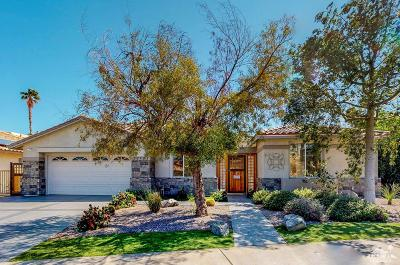 Palm Desert Single Family Home Contingent: 77525 Barons Circle