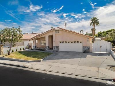 Cathedral City Single Family Home For Sale: 34380 Vaquero Road