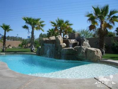 La Quinta Single Family Home For Sale: 52535 Vino