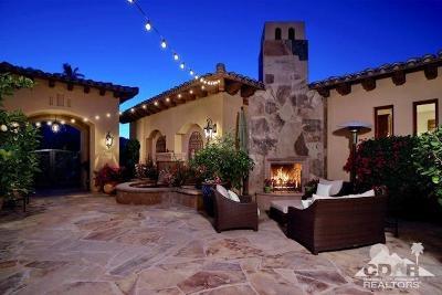 La Quinta Single Family Home For Sale: 53760 Via Bellagio