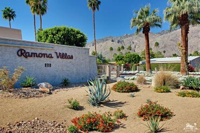 Palm Springs Condo/Townhouse For Sale: 1111 E Ramon Road #32