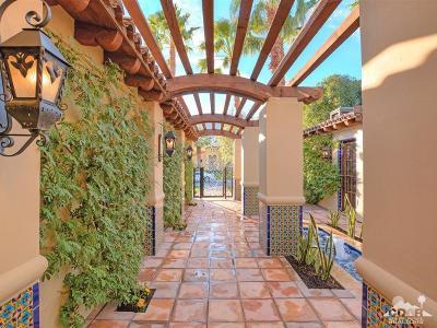 La Quinta Single Family Home For Sale: 53496 Via Palacio