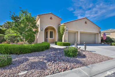 Indio Single Family Home For Sale: 81725 Camino El Triunfo