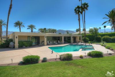 Rancho Mirage Single Family Home For Sale: 70906 La Paz Road