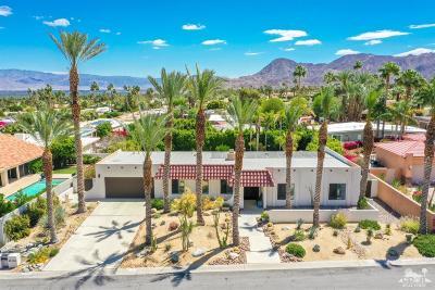 Palm Desert Single Family Home For Sale: 48100 Ocotillo Drive