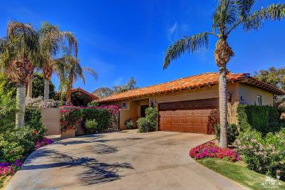 Single Family Home For Sale: 48225 Via Solana