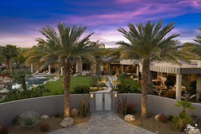 Rancho Mirage Single Family Home For Sale: 1 Canyon Creek
