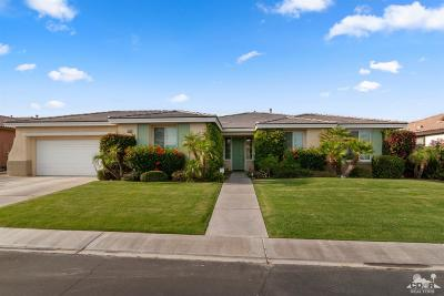 Indio Single Family Home For Sale: 82922 Tyler Court