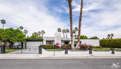 Palm Springs Single Family Home For Sale: 2210 E Calle Papagayo