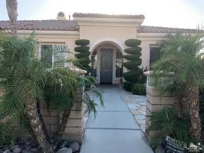 La Quinta Single Family Home For Sale: 44845 Via Rosa