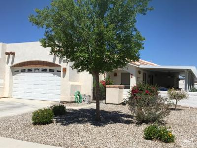 Blythe Single Family Home For Sale: 2673 Fairway Drive