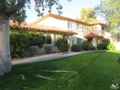 Palm Desert Condo/Townhouse For Sale: 73065 Pancho Segura Lane