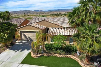 Indio Single Family Home For Sale: 84704 Pavone Way