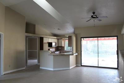 Cathedral City Single Family Home For Sale: 68840 Tachevah Drive