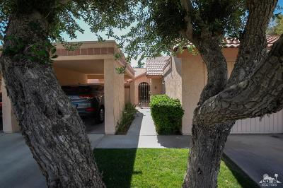 Indio Condo/Townhouse For Sale: 48889 Taylor Street