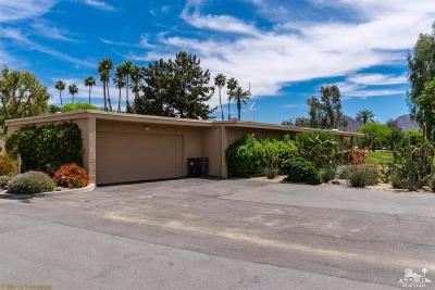 La Quinta Condo/Townhouse For Sale: 47710 Eisenhower Drive