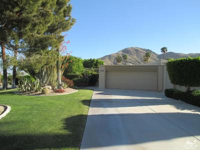 Palm Springs Condo/Townhouse For Sale: 1410 Redford Drive