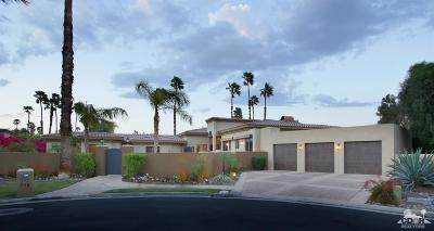 Palm Desert Single Family Home For Sale: 354 Crest Lake Drive