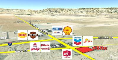 Palm Springs Residential Lots & Land For Sale: 6550 Indian Canyon Dr
