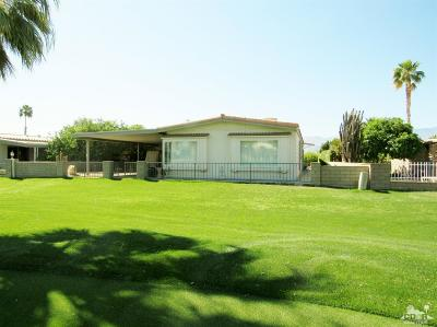 Palm Desert Greens Mobile Home For Sale: 38948 Moronga Canyon Drive
