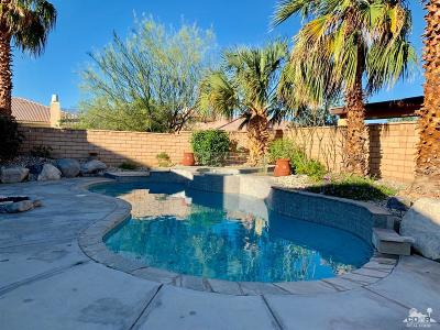 Indio Single Family Home For Sale: 37315 Haweswater Road