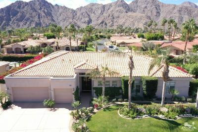 Indian Wells Single Family Home Contingent: 76945 Comanche Lane