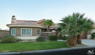 Rancho Mirage Single Family Home For Sale: 162 Saint Thomas Place