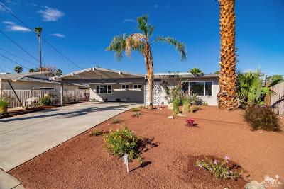 Palm Desert Country Single Family Home Contingent: 77298 Missouri Drive