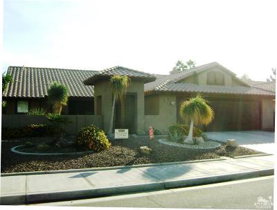La Quinta Single Family Home For Sale: 44330 Ocotillo Drive