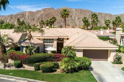 La Quinta Single Family Home For Sale: 47115 Via Lorca