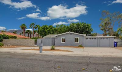 Palm Springs Single Family Home For Sale: 1983 N Whitewater Club Drive