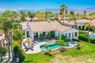 Rancho Mirage Single Family Home For Sale: 313 Loch Lomond Road