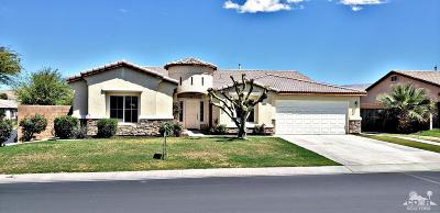 Indio Single Family Home For Sale: 83260 Greenbrier Drive