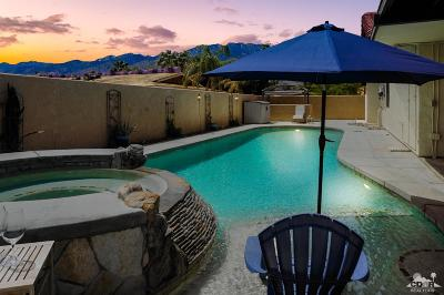 Palm Springs Single Family Home For Sale: 2300 N San Antonio Road