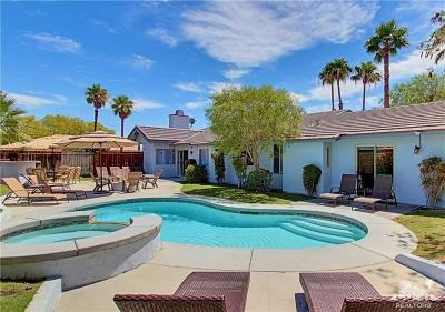 Palm Springs Single Family Home For Sale: 1705 Scotia Lane