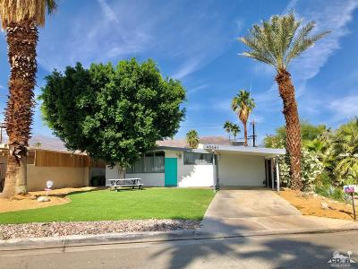 Palm Desert Single Family Home Contingent: 45461 Panorama Drive