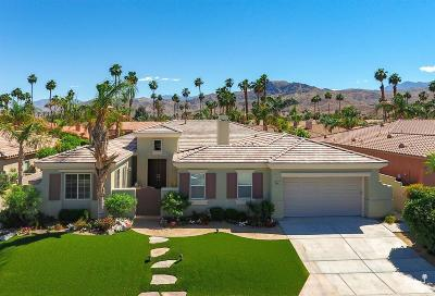 Cathedral City Single Family Home Contingent: 69833 Van Gogh Road