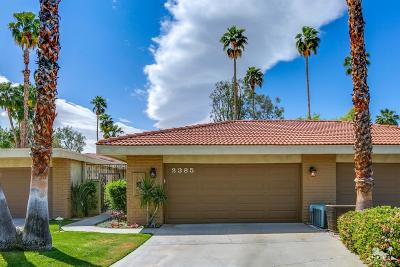 Palm Springs Condo/Townhouse For Sale: 2385 Oakcrest Drive